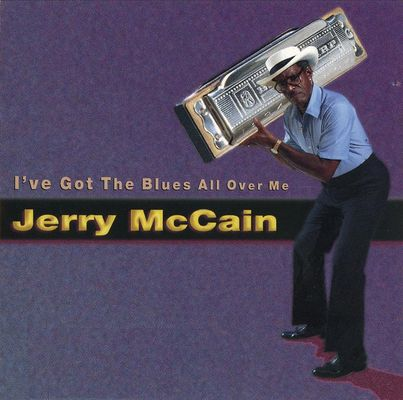 Jerry McCain - Tumblin' In The Sea