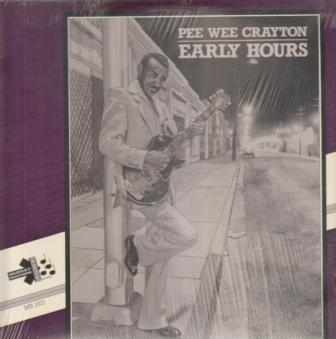 Very well. Pee wee crayton discography think, that